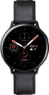 Flipkart offers on Mobiles - Samsung Galaxy Watch Active 2 Steel Smartwatch Black Strap, Regular