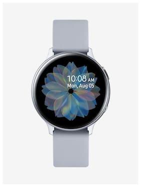 Paytmmall offers on Mobiles - Samsung Galaxy Watch Active2 Aluminium SM-R820NZSAINU Smart Watch