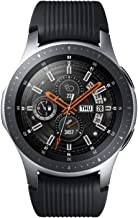 Amazon offers on Mobiles - Samsung Galaxy Watch (Bluetooth, 46 mm) - Silver