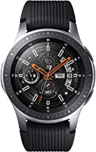 Amazon offers on Mobiles - (Renewed) Samsung Galaxy Watch (Bluetooth + LTE, 46 mm) - Silver