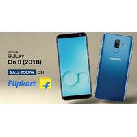 Shopclues offers on Mobiles - Samsung Galaxy On8 64 Gb 4 Gb ram Refurbished Phone