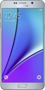Flipkart offers on Mobiles - Samsung Galaxy Note 5 (Silver Titanium, 32 GB) 4 GB RAM