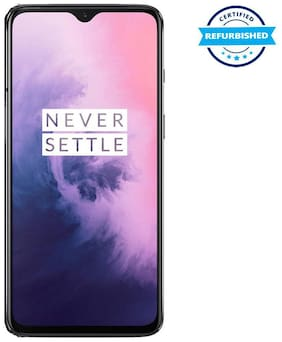 Paytmmall offers on Mobiles - Refurbished OnePlus 7 6 GB 128 GB Mirror Grey (Grade: Excellent)