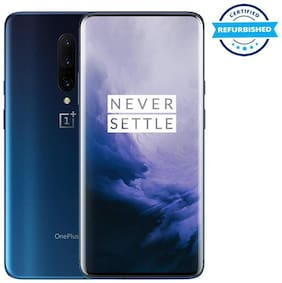 Paytmmall offers on Mobiles - Refurbished OnePlus 7 Pro 8 GB 256 GB Nebula Blue (Grade: Good)