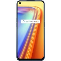 Shopclues offers on Mobiles - Realme 7 (Mist Blue, 128 GB) (8 GB RAM)