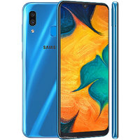 Shopclues offers on Mobiles - Samsung Galaxy A30 64 GB, 4 GB RAM Smartphon