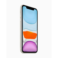 Shopclues offers on Mobiles - Apple iPhone 11 64GB 4GB RAM, Smartphone White