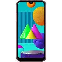 Shopclues offers on Mobiles - Samsung Galaxy M01 ( Red, 3GB RAM, 32GB )