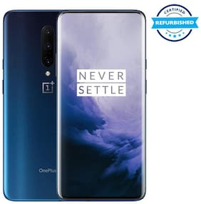 Paytmmall offers on Mobiles - Refurbished OnePlus 7 Pro 8 GB 256 GB Nebula Blue (Grade: Excellent)