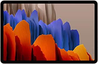 Amazon offers on Mobiles - Samsung Galaxy Tab S7 (11 inch, Wi-Fi + LTE, 6 GB RAM, 128 GB Internal) - Mystic Bronze