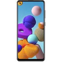 Shopclues offers on Mobiles - Samsung Galaxy A21s (Black, 6GB, 128GB Storage)