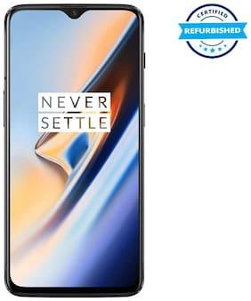 Paytmmall offers on Mobiles - Refurbished Oneplus 6T 8 GB 256 GB Midnight Black (Grade: Good)