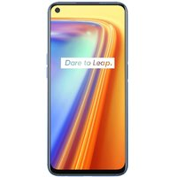 Shopclues offers on Mobiles - Realme 7 (Mist Blue, 64GB) (6GB RAM)