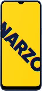 Flipkart offers on Mobiles - Realme Narzo 10A (So Blue, 32 GB) 3 GB RAM
