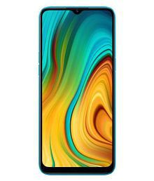 Snapdeal offers on Mobiles - Realme C3 ( 64GB , 4 GB ) Aqua Blue