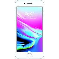 Shopclues offers on Mobiles - Apple iPhone 8 Plus 3GB RAM 256GB ROM Silver Refurbished