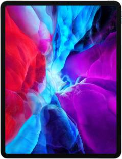 Flipkart offers on Mobiles - Apple iPad Pro 2020 (4th Generation) 6 GB RAM 512 GB ROM 12.9 inch with Wi-Fi Only (Silver)