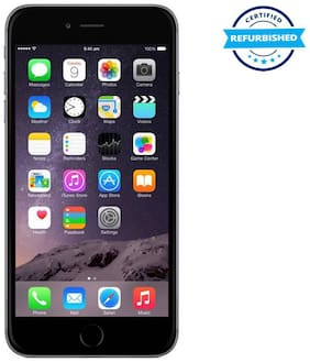 Paytmmall offers on Mobiles - Refurbished Apple iPhone 6 Plus 16 GB Space Grey (Grade: Good)