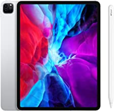 Amazon offers on Mobiles - Apple iPad Pro 2020 12.9 inch Wi-Fi Only 512 GB Silver+Apple Pencil (2nd Generation)