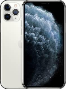 Flipkart offers on Mobiles - Apple iPhone 11 Pro (Silver, 64 GB)
