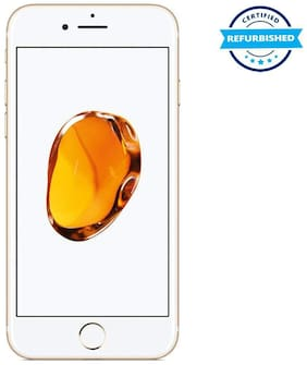 Paytmmall offers on Mobiles - Refurbished Apple iPhone 7 2 GB 32 GB Gold (Grade: Excellent)