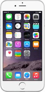 Flipkart offers on Mobiles - Apple iPhone 6 (Silver, 128 GB)