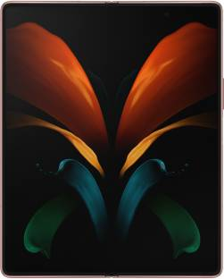 Flipkart offers on Mobiles - Samsung Galaxy Fold 2 (Mystic Bronze, 256 GB) 12 GB RAM