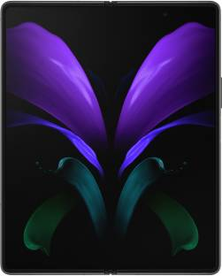Flipkart offers on Mobiles - Samsung Galaxy Fold 2 (Mystic Black, 256 GB) 12 GB RAM