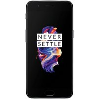 Shopclues offers on Mobiles - Oneplus 5 Refurbished Midnight Black 8GB RAM + 64GB Memory With 6 Months Seller Warranty