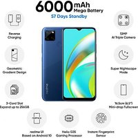 Shopclues offers on Mobiles - Realme C12 3GB RAM 32GB ROM Power Blue