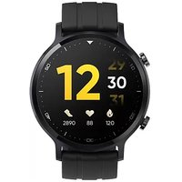 Shopclues offers on Mobiles - realme Watch S (Black Strap, Regular)