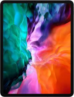 Flipkart offers on Mobiles - Apple iPad Pro 2020 (4th Generation) 6 GB RAM 128 GB ROM 12.9 inch with Wi-Fi+4G (Space Grey)