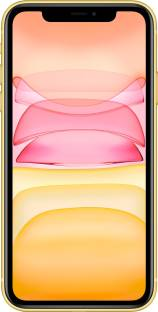 Flipkart offers on Mobiles - Apple iPhone 11 (Yellow, 64 GB)