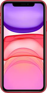 Flipkart offers on Mobiles - Apple iPhone 11 (Red, 64 GB)