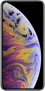 Flipkart offers on Mobiles - Apple iPhone XS Max (Silver, 256 GB)