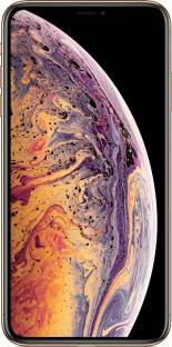 Flipkart offers on Mobiles - Apple iPhone XS Max (Gold, 64 GB)