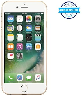 Paytmmall offers on Mobiles - Refurbished Apple iPhone 6 1 GB 16 GB Gold (Grade: Excellent)