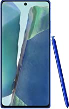 Amazon offers on Mobiles - Samsung Galaxy Note 20 (Mystic Blue, 8GB RAM, 256GB Storage) with No Cost EMI/Additional Exchange Offers