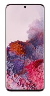 Flipkart offers on Mobiles - Samsung Galaxy S20 (Cloud Pink, 128 GB)(8 GB RAM)