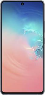 Flipkart offers on Mobiles - Samsung Galaxy S10 Lite (Prism White, 128 GB) 8 GB RAM