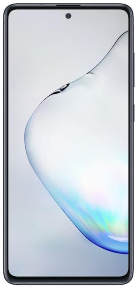 Paytmmall offers on Mobiles - Samsung Galaxy Note10 Lite 8 GB 128 GB Black