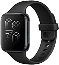 Amazon offers on Mobiles - OPPO Watch 41MM WiFi (Black) 24 Hours Battery Backup with Smart Mode, in-Built GPS