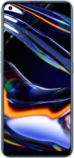 Flipkart offers on Mobiles - Realme 7 Pro (Mirror Silver, 128 GB) 8 GB RAM