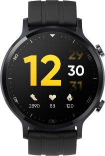 Flipkart offers on Mobiles - realme Watch S Black Strap, Regular