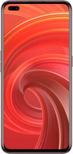 Flipkart offers on Mobiles - Realme X50 Pro 5G (Rust Red, 256 GB) 12 GB RAM