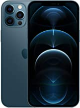 Amazon offers on Mobiles - Apple iPhone 12 Pro Max Pacific Blue, 128GB Storage