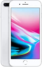 Amazon offers on Mobiles - Apple iPhone 8 Plus Silver, 128GB Storage