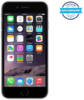 Paytmmall offers on Mobiles - Refurbished Apple iphone 6 1 GB 32 GB Space Grey (Grade: Good)