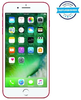 Paytmmall offers on Mobiles - Refurbished Apple iPhone 7 2 GB 32 GB Red (Grade: Excellent)