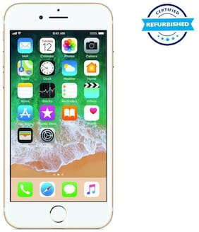 Paytmmall offers on Mobiles - Refurbished Apple iPhone 7 32 GB Gold (Grade: Good)